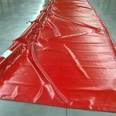 Grande jupe en PVC - Tirant d'eau grand format