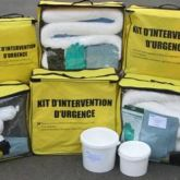 KIT absorbant d'urgence